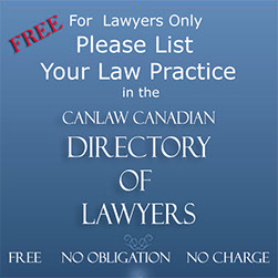 Virtually every lawyer, judge, crown and in house counsel is included in this directory of about 72000 lawyers